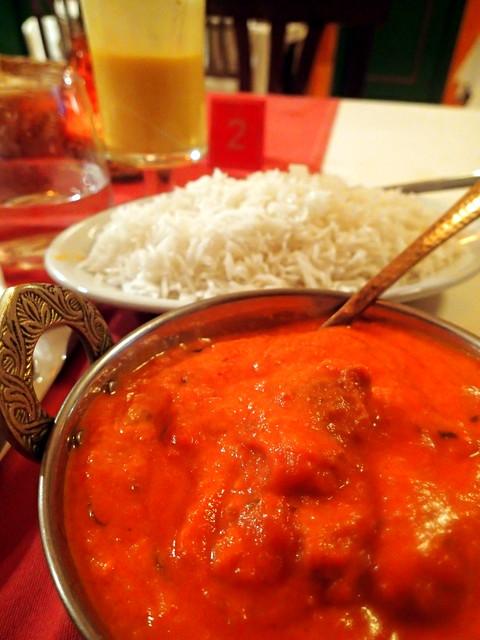 indian food in calgliari at Punjabi