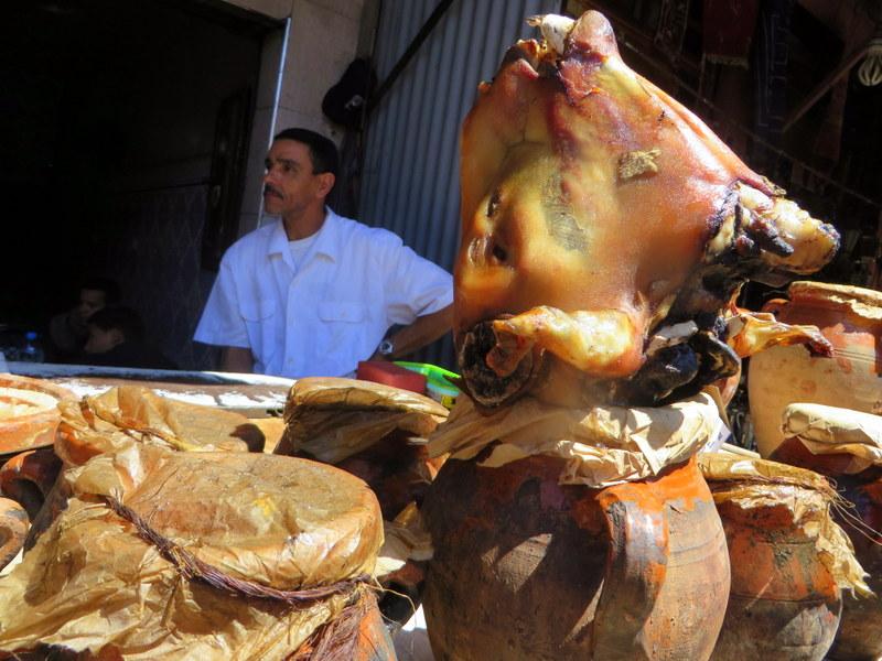 Lamb Morocco