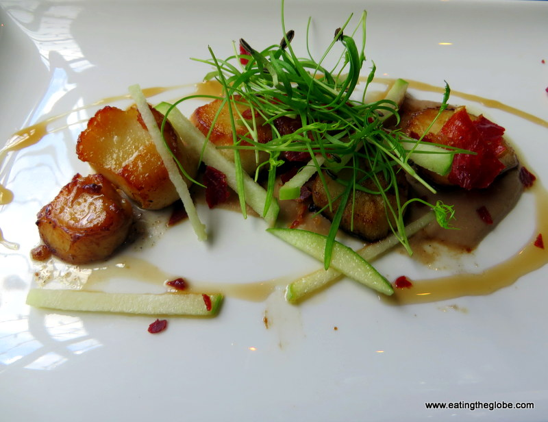 Edinburgh Restaurants-The Magnum