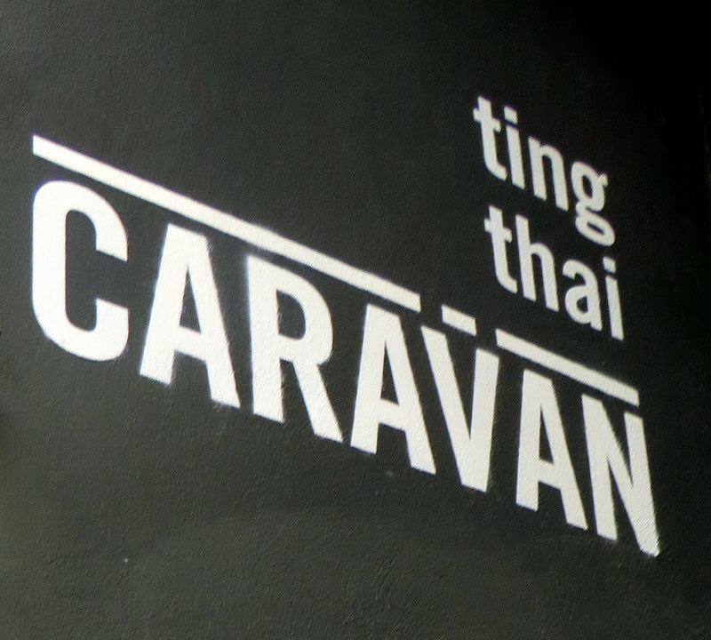 Ting Thai Caravan, Edinburgh