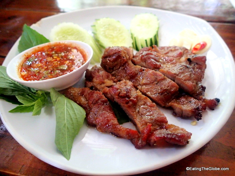 Cherng Doi best grilled chicken Chiang Mai restaurants