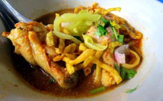 khao soi thai foods