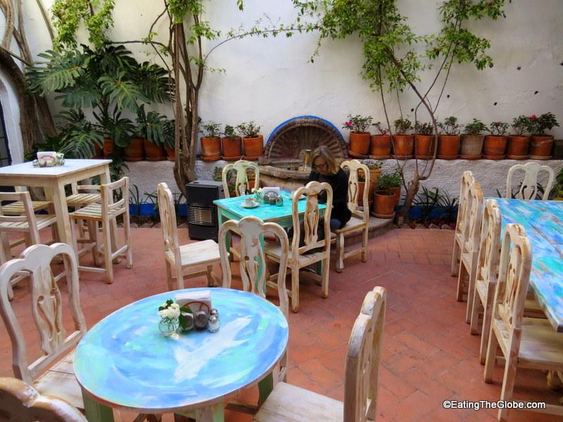 Cafe Oso Azul