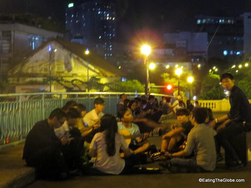 vietnamese street food