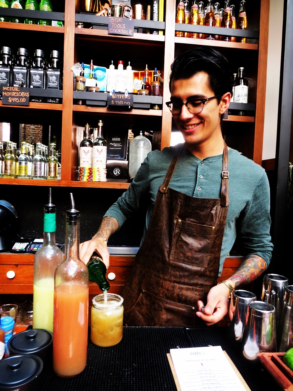 A Foodie's Guide To Roma Norte: Mexico City