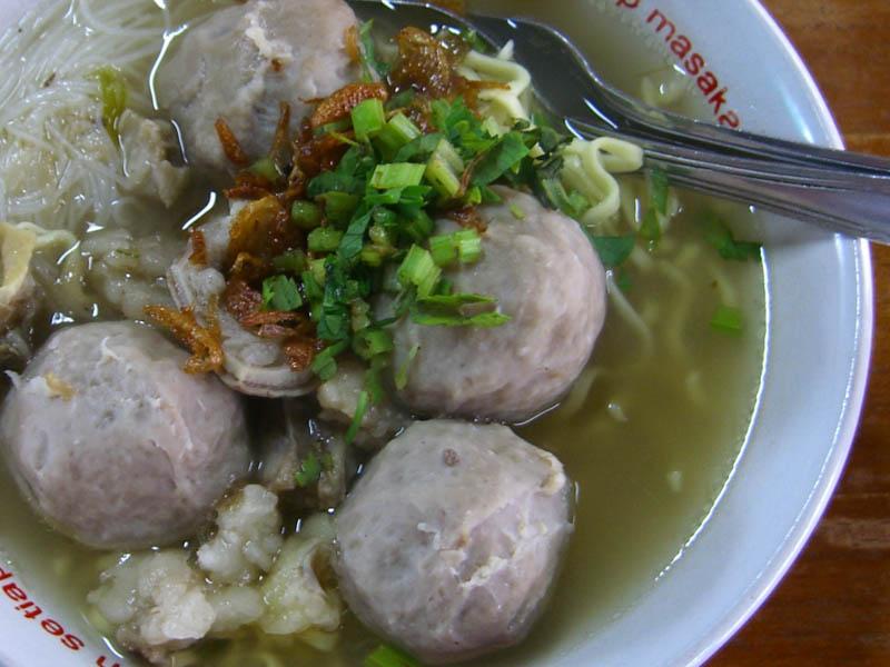 Jakarta food
