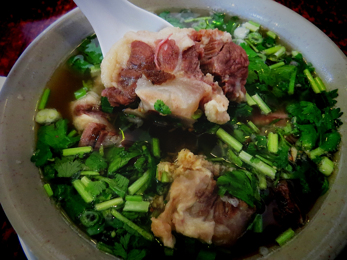 Asahi Grill-Home Of The Famous Hawaiian Oxtail Soup