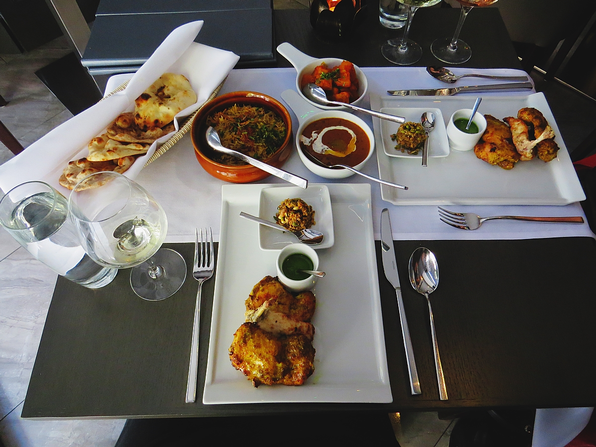 Lotus Restaurant: The Best Indian Food In London