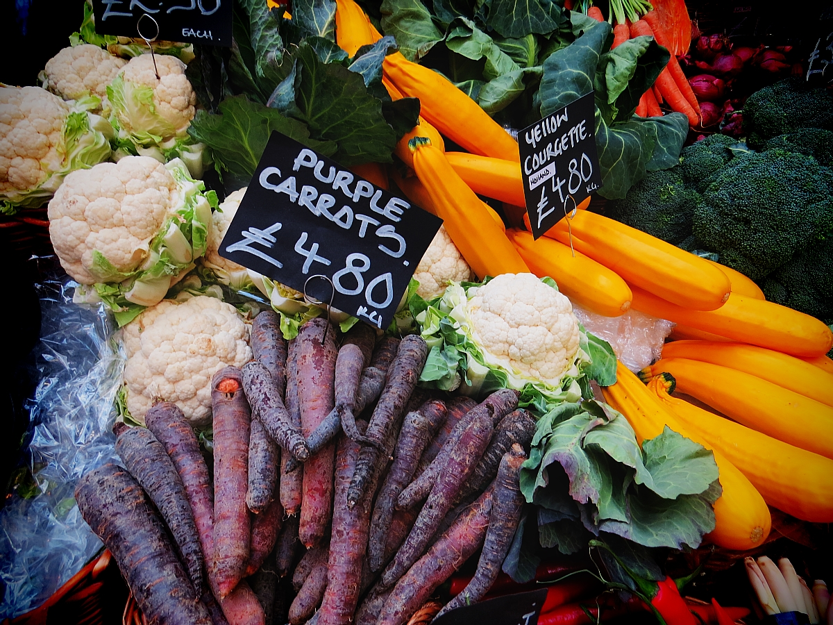 Everything You Should Eat At London's Borough Market