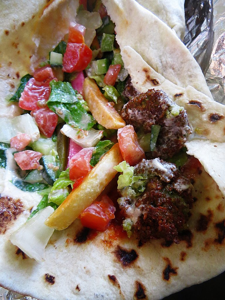 I Ate All The Falafel In Portland So You Don't Have To