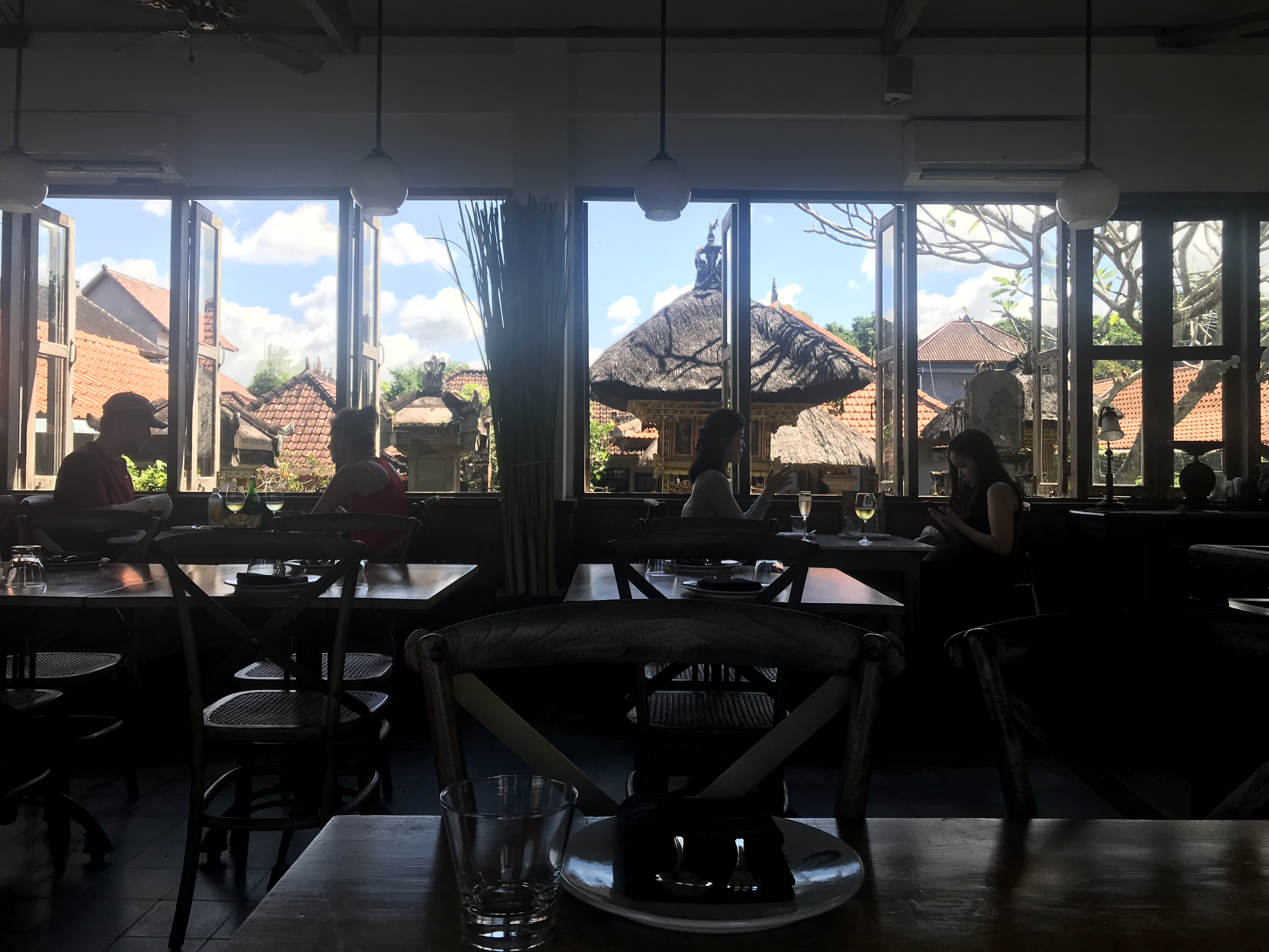The Best Restaurant In Bali: Hujan Locale