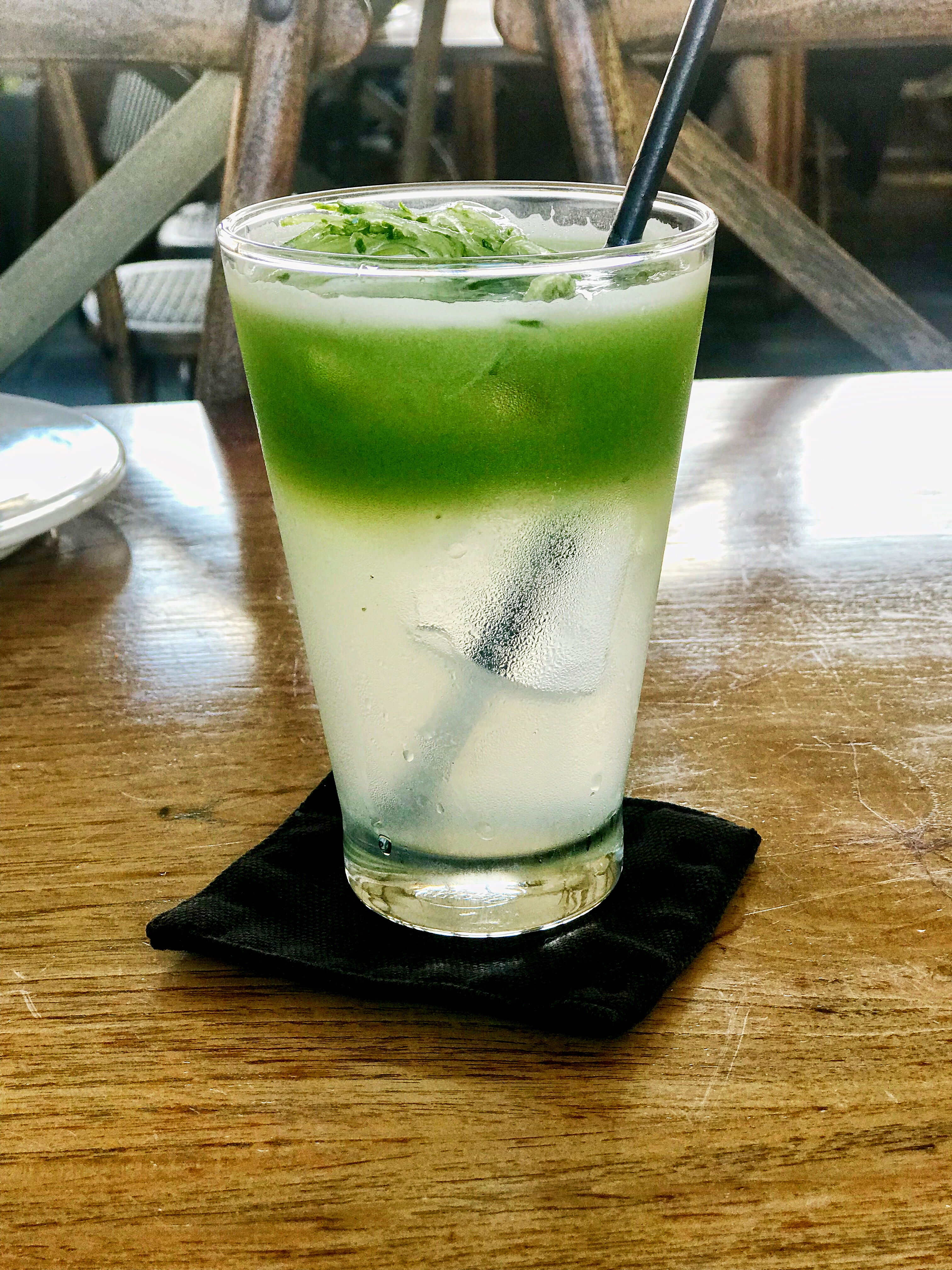 Cucumber Coconut Juice