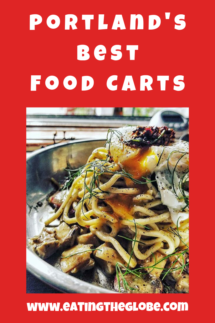 Where To Find Portland's Best Food Carts
